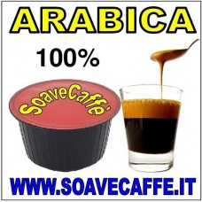 16 CAPSULE DI CAFFE' ESPRESSO ARABICA 100%.