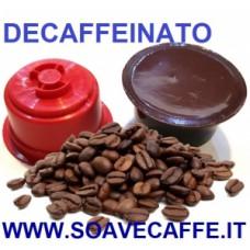 60 CAPSULE PER CAFFIT. CAFFE' DECAFFEINATO.