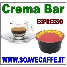 16 CAPSULE DI CAFFE' GUSTO CREMA BAR