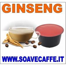 16 CAPS DI CAFFE' AL GINSENG.