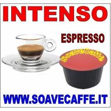16 CAPSULE DI CAFFE' GUSTO INTENSO
