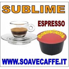 16 CAPSULE DI CAFFE' GUSTO SUBLIME