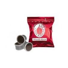 50 CAPSULE POINT/FAP CAFFE' BORBONE MISCELA ROSSA