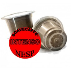 100 + 10 CAPSULE CAFFE' INTENSO INTENSITA' 10