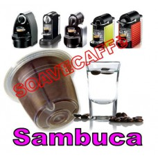 10 CAPSULE NESP CAFFE' SAMBUCA